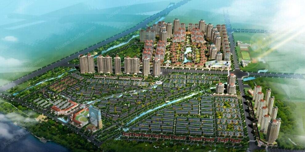 广东省惠州市惠城区奥林匹克花园